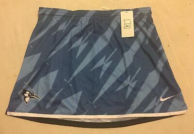 Womens Blue M Medium Nike Dri Fit Athletic Unlined Skirt NWT