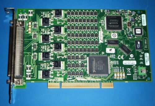 NI PCI-6512 64 Industrial Digital Outputs, National Instruments, Tested
