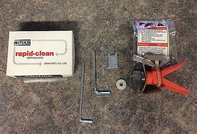 Binks Rapid Clean Wguard Part 54-11540 Painting Equipment Supplies New
