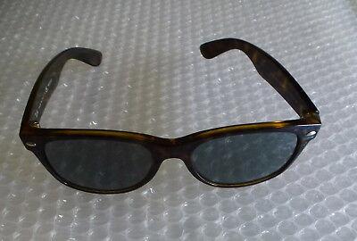 rAY BAN PRESCRIPTION LENS TORTOISE SHELL FRAME EYEGLASSES BROWN ITALY (Ray Ban Tortoise Shell Prescription Glasses)