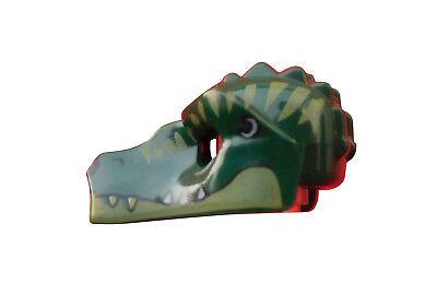 Lego Crocodile Mask for Mini Figures Crooler Legends of Chima New](Alien Mask For Kids)