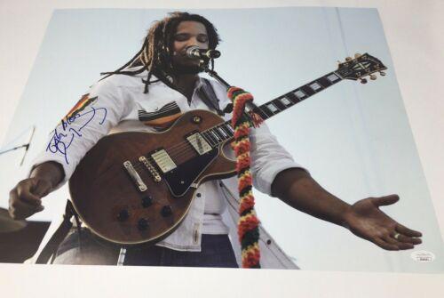 STEPHEN MARLEY Reggae SIGNED 16 x 10