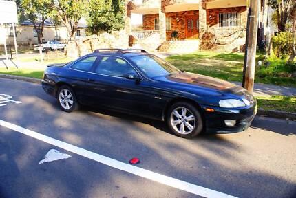 Lexus/Toyota Soarer SC400 Auburn Auburn Area Preview