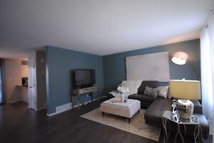 New 3 bdrm townhouse in Rutherford! Fully furnished with garage!
