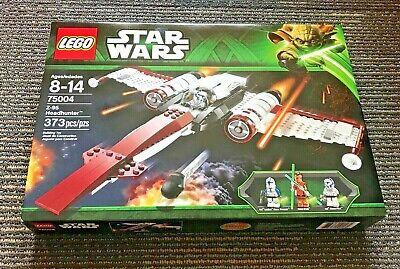 LEGO 75004 Star Wars Clone Wars Z-95 Headhunter New