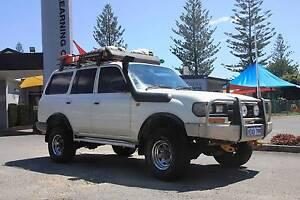 Toyota LandCruiser 80 series diesel hzj80 with roadworthy cert. Brisbane City Brisbane North West Preview