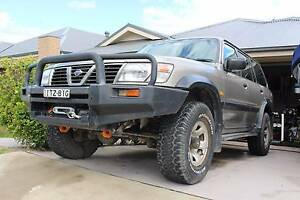 2001 Nissan Patrol Wagon GUII New Motor New Everything Macquarie Links Campbelltown Area Preview