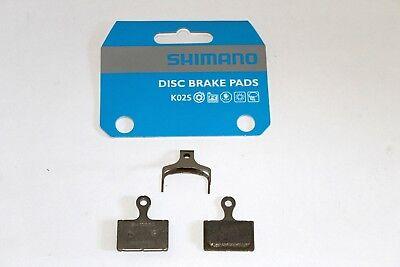 Pastillas De Freno BICICLETA MONTAÑA Disco Original Shimano Resina K02S BR-RS805