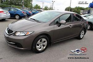 2013 Honda Civic LX *33,31$/sem*