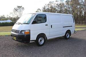 2000 Toyota Hiace Van/Minivan Horsley Park Fairfield Area Preview