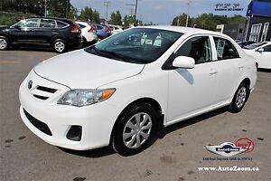 2012 Toyota Corolla CE *34,22$/sem*