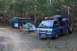 Van+ Caravan w/ Lots of Extras Melbourne CBD Melbourne City Preview