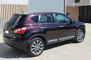 2012 Nissan Dualis Wagon Wantirna South Knox Area Preview