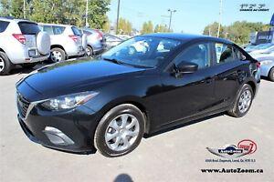 2015 Mazda Mazda3 GX *A/C*36,97$/sem*