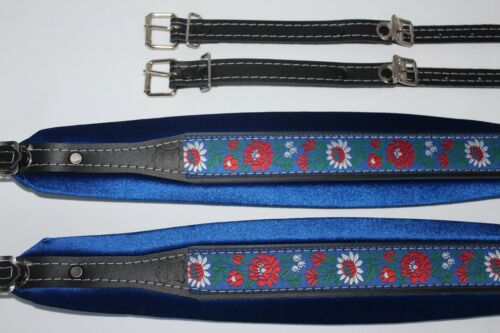 Folk Accordion shoulder Straps/belts,Akkordeongurte,coreas,Bretelles,Courroies