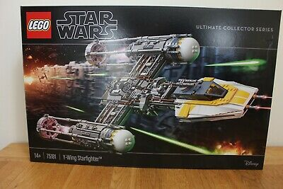LEGO UCS Star Wars 75181 Y-Wing Starfighter (New & Sealed!)