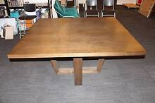 【Clearance】Solid Timber Square Dining Table Nunawading Whitehorse Area Preview