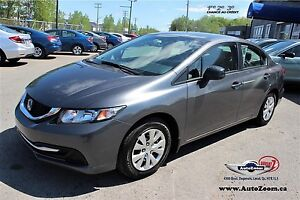2013 Honda Civic DX *LIQUIDATION*