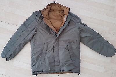 Reversible Jacke (NL Army Thermojacke Jacket Reversible Thermal olive Sleeka Snugpak ECWCS Gen)
