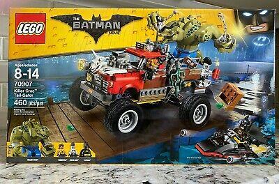 LEGO 70907 The Batman Movie Killer Croc Tail-Gator BRAND NEW Factory Sealed