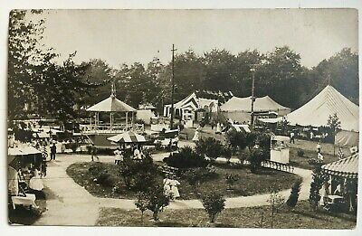rd Small Town carnival rides tents ticket booth people CYKO (Carnival Ticket Booth)