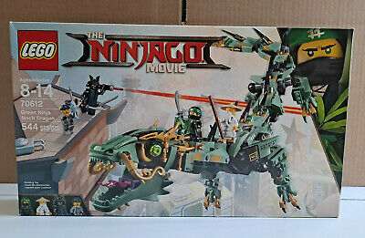 LEGO 70612 Ninjago Green Ninja Mech Dragon New Sealed Retired