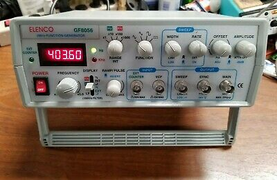 Elenco Gf-8056 5mhz Sweep Function Generator