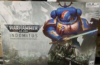 Indomitus Box Set - GW Warhammer 40k 40000 - New +Sealed 40-01