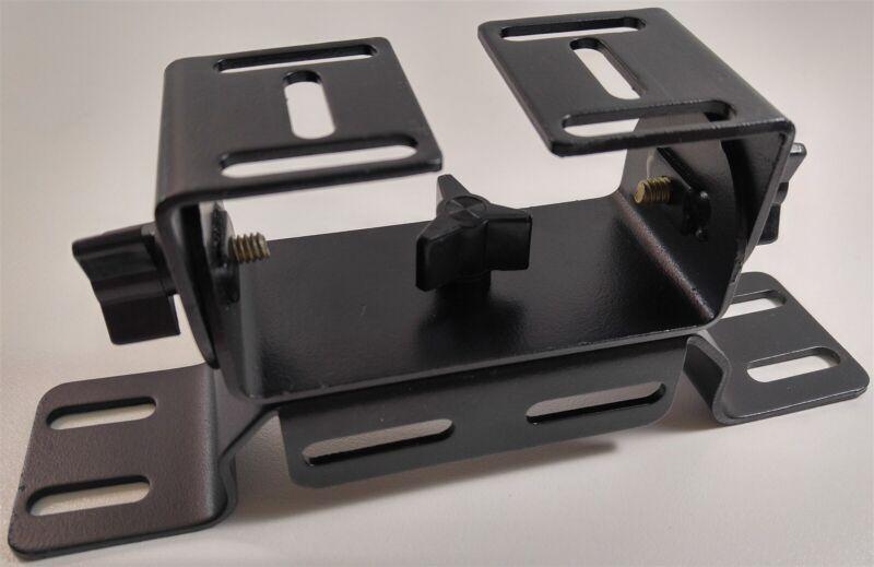 Workman B2030 CB Radio Adjustable Metal Swivel Floor Hump Mount Bracket