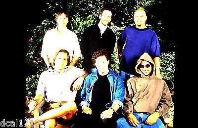 35MM photo Slide #65 RATDOG GROUP PROMO PHOTO BOB WEIR