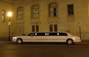 Take a Limo to the Roughrider game