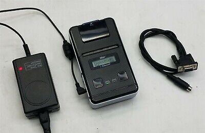 Star Micronics Sm-s220 Portable Thermal Wireless Receipt Printer Bluetooth Wps