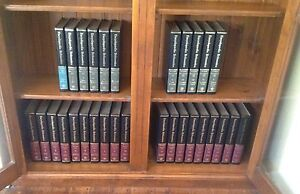 ENCYCLOPAEDIA BRITANNICA 15th Edition   1984 X 30 volumes Daceyville Botany Bay Area Preview