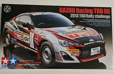 Tamiya 1:24 Gazoo Racing TRD 86 2013 Ralley Ch. Bausatz