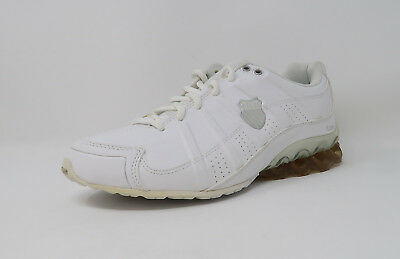 K-Swiss Men Shoes Clear Tubes 50 White/Silver 02642155 Size 7.5 Sneakers - Mens Clear Tubes