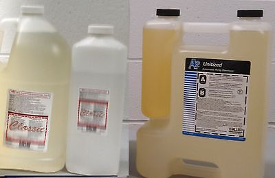 X-ray Developer Fixer Concentrate Combo-case-pak 10 Gallons Each