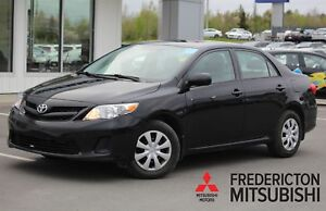 2013 Toyota Corolla CE AUTO | HEATED SEATS | ONLY $48/WK TAX...