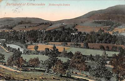uk38294 battlefield of killiecrankie scotland uk lot 16 uk