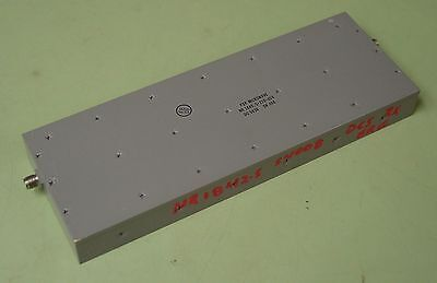 Spectrum Fsy Microwave 1842.5 Mhz Rf Band Reject Filter
