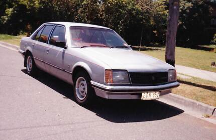 1980 Holden Commodore Sedan Bayswater Knox Area Preview