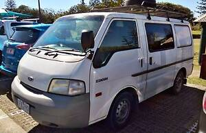 PRICE DROPPED - 2001 Ford Econovan - Dual Fuel Newcastle Newcastle Area Preview