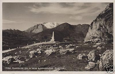 Passo Falzarego Col di Lana Marmolada Cortina(1) f.p.