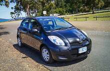 2010 Toyota Yaris 4 door hatchback Kingston Kingborough Area Preview