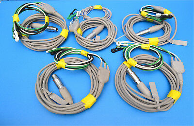 St Jude Medical Merlin Ecg Cable 3142 Lot 5 Abbot