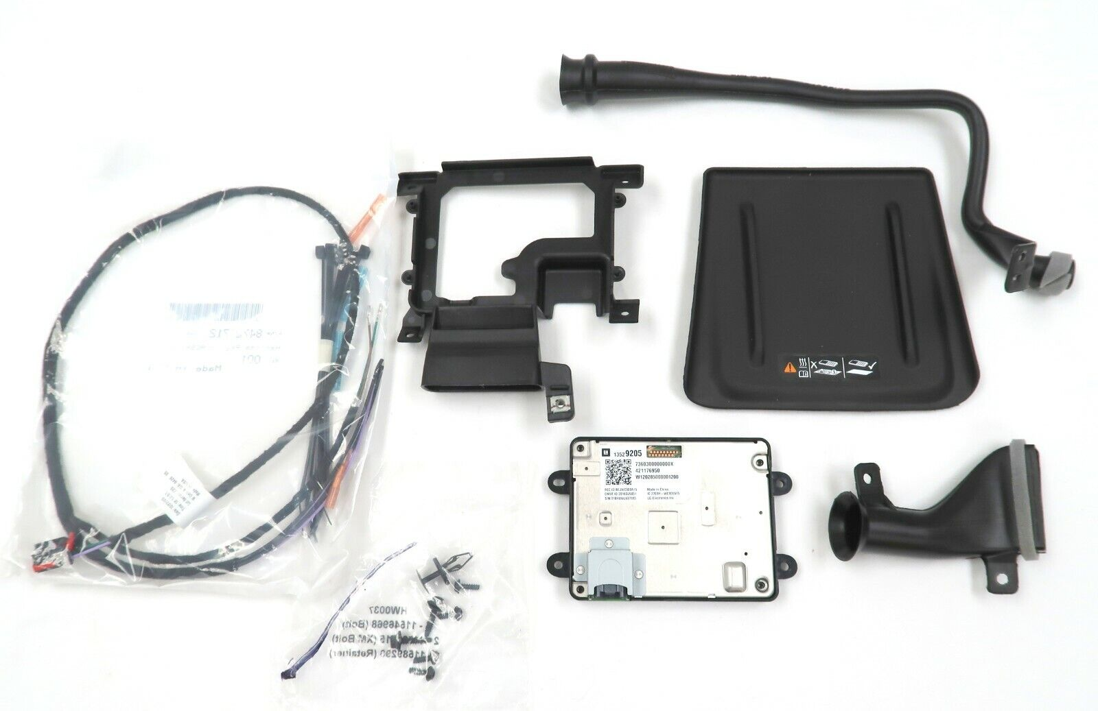 Acadia Wireless Charger System 2020+ GM OEM New Charging Conversion Kit