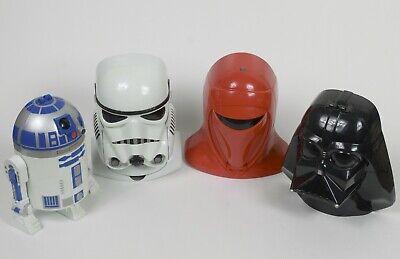 Star Wars Micro Machines Stormtrooper Darth Vader R2D2 Royal Guard Transforming