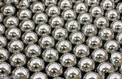 100 18 Inch Diameter Chrome Steel Ball Bearings G10