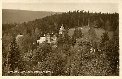 AK Oberschreiberhau / Szklarska Poreba Gorna ca. 1930 (?) Herrmann Johann Heim