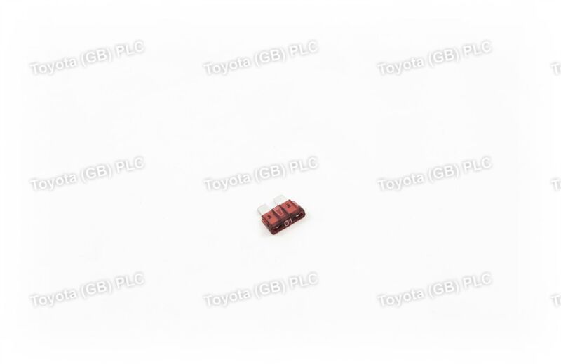Genuine Lexus Fuse Block 10A - 9098209002