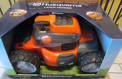 Husqvarna Spielzeug Rasenmäher für Kinder